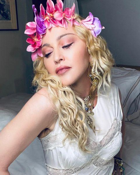 """<p>The mother and daughter are celebrating Madonna's birthday on holiday in Jamaica (<a href=""""https://www.elle.com/uk/life-and-culture/a33631472/madonna-daughter-lourdes-leon/"""" rel=""""nofollow noopener"""" target=""""_blank"""" data-ylk=""""slk:where the Queen of pop has been keeping followers up to date on all the fun the family have had),"""" class=""""link rapid-noclick-resp"""">where the Queen of pop has been keeping followers up to date on all the fun the family have had), </a>with the pair pausing to snap this sweet selfie.</p><p>We can't get over their similarity with 23-year-old Lourdes giving us serious Madonna circa 1980s vibes.</p><p><a href=""""https://www.instagram.com/p/CEC3CXQB8sC/"""" rel=""""nofollow noopener"""" target=""""_blank"""" data-ylk=""""slk:See the original post on Instagram"""" class=""""link rapid-noclick-resp"""">See the original post on Instagram</a></p>"""