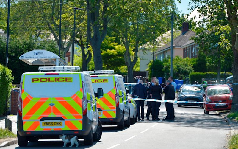 Six children were taken to hospital following the 'serious incident' - Alex Cousins / SWNS
