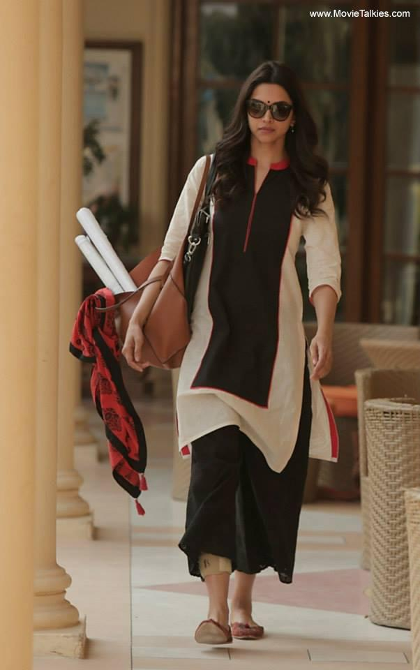 <p>Deepika's fashion moments in <i>Piku</i> became such a huge hit that a fashion brand actually came out with some of the clothes she wore in the film. Loose kurtas, palazzo pants and a tiny little bindi! What's not to like?</p>