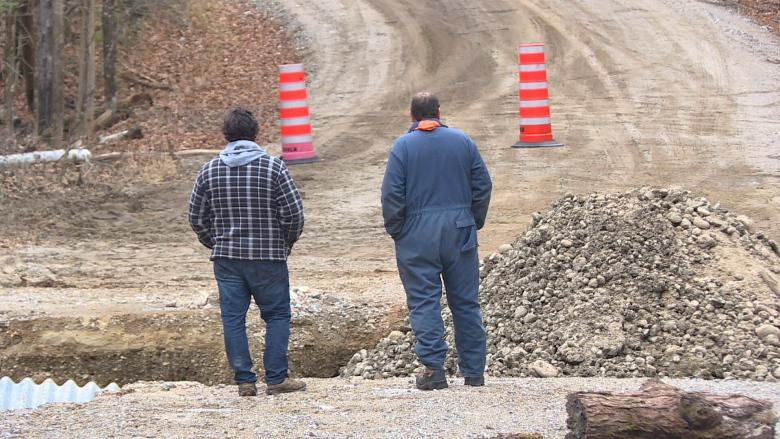 Denholm council pushing province to fix washed-out road