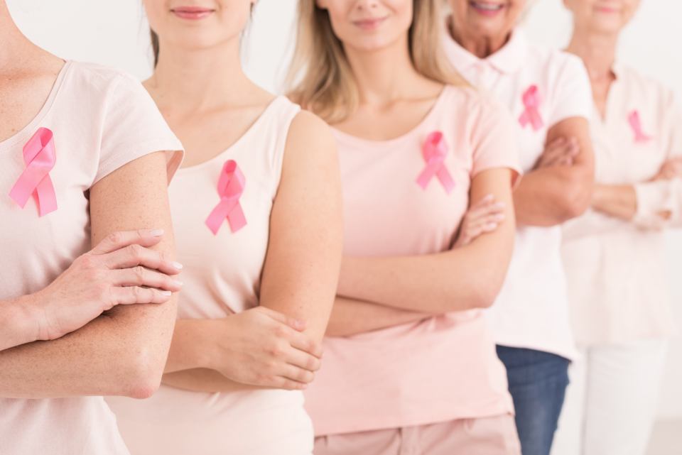 It is important to check your breasts regularly for signs of cancer. [Photo: Getty]