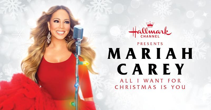 "Mariah Carey announces ""All I Want For Christmas Is You Tour"""