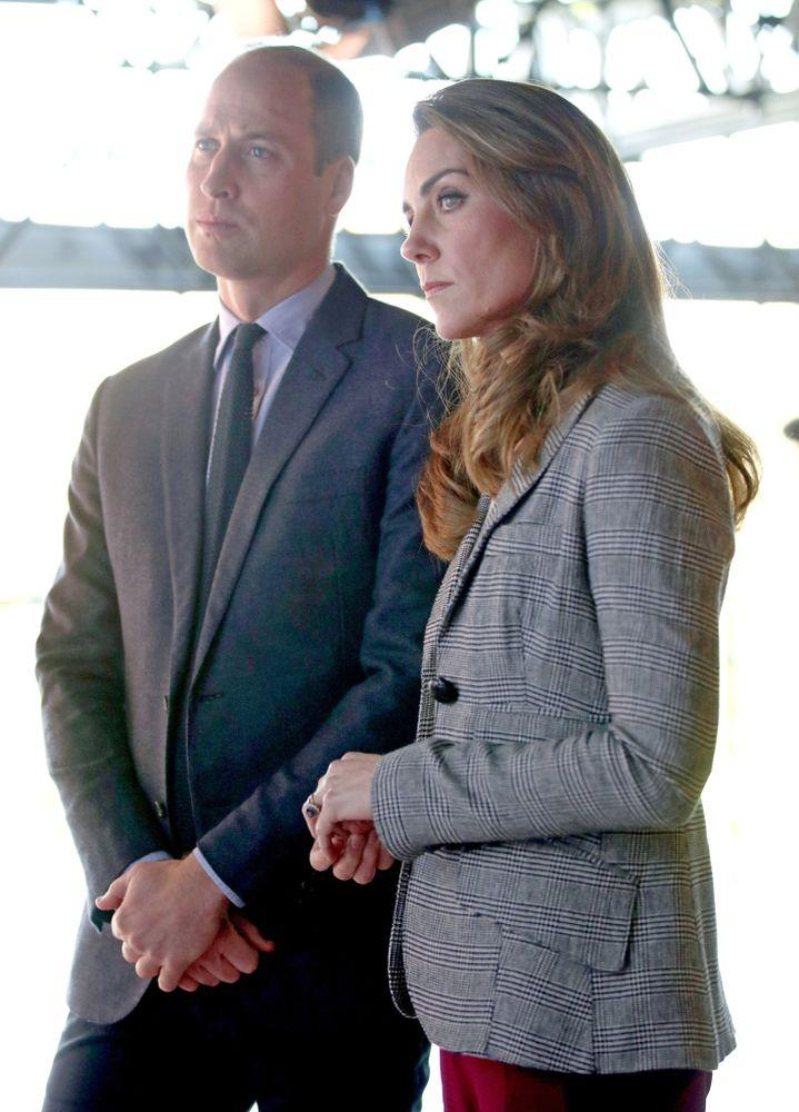 Prince William and Kate Middleton   Shutterstock