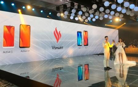 Vietnam's Vingroup in deal with Fujitsu unit, Qualcomm to make 5G phones