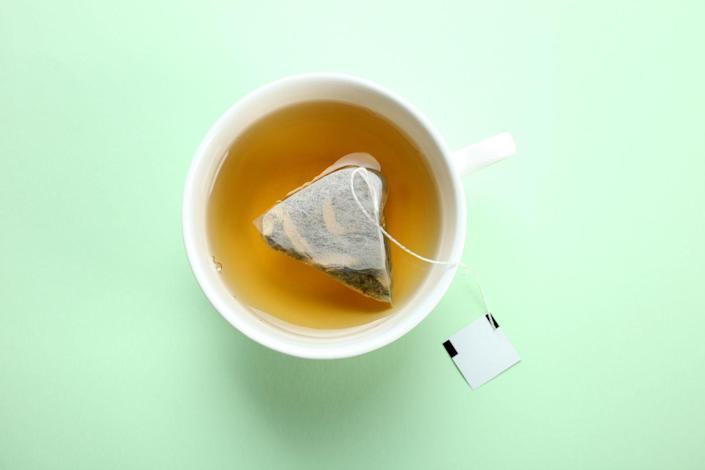 """<p><a href=""""https://www.prevention.com/health/a20512910/tea-health-benefits-0/"""" rel=""""nofollow noopener"""" target=""""_blank"""" data-ylk=""""slk:Green tea's"""" class=""""link rapid-noclick-resp"""">Green tea's </a>antioxidant compounds have been linked to slower cancer growth, improved blood flow, weight loss, improved liver function, and reduced rates of brain diseases like Alzheimer's and Parkinson's. But black tea's no slouch in the health department either. It's been shown to reduce <a href=""""https://www.prevention.com/health/health-conditions/g27376679/reduce-risk-of-stroke/"""" rel=""""nofollow noopener"""" target=""""_blank"""" data-ylk=""""slk:stroke risk"""" class=""""link rapid-noclick-resp"""">stroke risk</a> and lung damage from smoking. But whether you knock back a cup a week or several a day, you're doing your body a favor. </p>"""