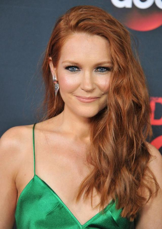 Darby Stanchfield (Photo: Getty Images)