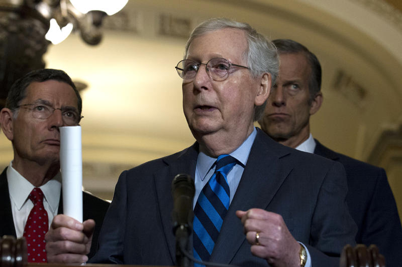McConnell nukes House Ex-Im Bank bill in rebuke to Waters