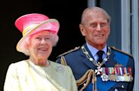 "<p>It's hard to imagine anyone calling the Queen anything but ""Her Majesty,"" but Philip does. According to Sally Bedell Smith's book, <em><a href=""https://books.google.ru/books?id=WlaGJgGK_usC&pg=PA103&lpg=PA103&dq=Don%E2%80%99t+look+so+sad,+Sausage&source=bl&ots=YBv7VomxMM&sig=ACfU3U1F3OFCr_Ar_iagN9BMr_2p7eh0Iw&hl=ru&sa=X&ved=2ahUKEwi99_a7tqTnAhUr06YKHWZBAukQ6AEwFXoECAoQAQ#v=onepage&q=Don%E2%80%99t%20look%20so%20sad%2C%20Sausage&f=false"" rel=""nofollow noopener"" target=""_blank"" data-ylk=""slk:Elizabeth The Queen"" class=""link rapid-noclick-resp"">Elizabeth The Queen</a></em>, Philip calls his wife ""sausage."" The story behind the name is that she doesn't have a naturally smiling face...so when she meets people, she often looks grumpy. At one formal occasion, Philip said to her, ""Don't look so sad, Sausage."" The name stuck.</p>"