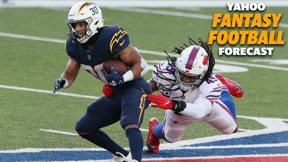 Austin Ekeler returns just in time for fantasy managers making a playoff push.