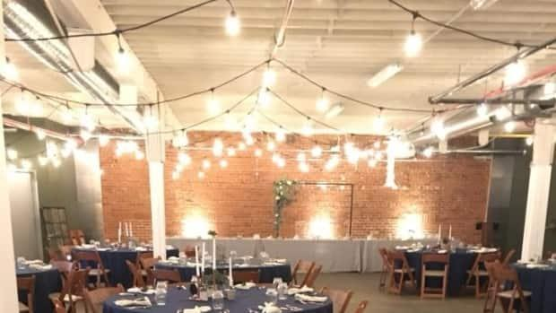 Local Market YQR is one of the many wedding venues in Regina, Sask.  (Submitted by Angela Hodel - image credit)