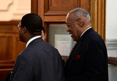 Janice Dickinson Takes Stand At Bill Cosby Retrial, Delivers Intense Testimony