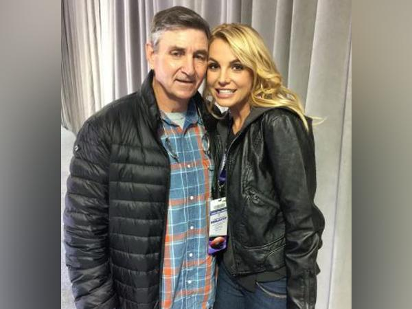 Britney Spears and her father Jamie Spears (Image source: Instagram)