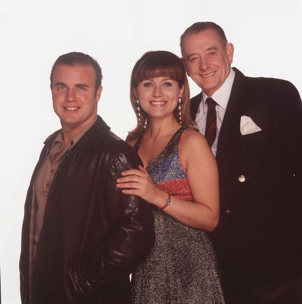 Gary Barlow made an acting cameo in 'Heartbeat' in 2000. (ITV)