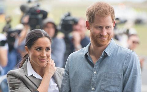 <span>I wonder what has been tougher for Meghan to come to terms with, the scrutiny or the boredom?</span> <span>Credit: Reuters/Reuters </span>