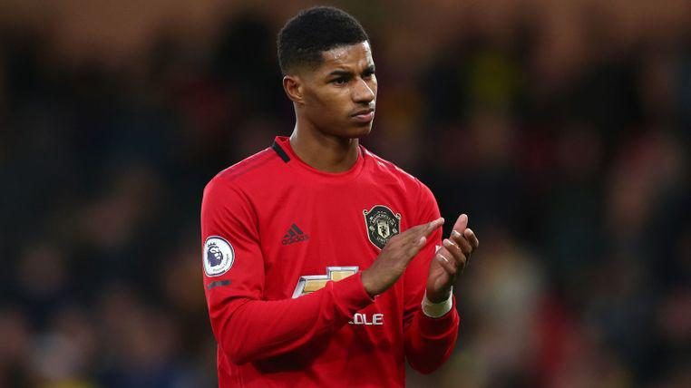 Manchester United star Marcus Rashford lobbied the government to extend free school meals earlier this year