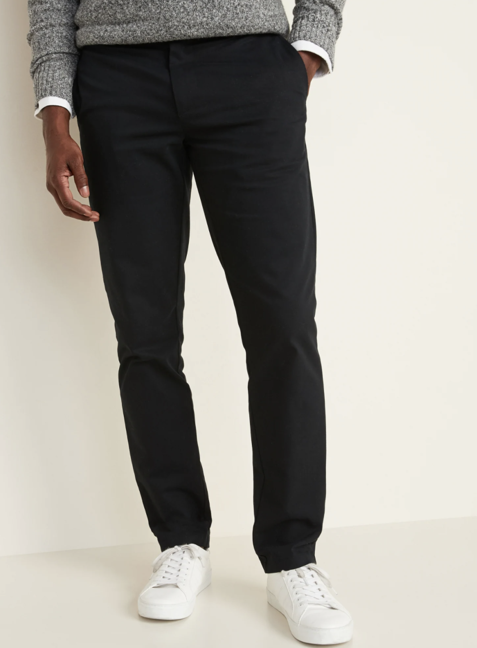 All-New Slim Ultimate Built-In Flex Chinos for Men - on sale at Old Navy, $25 (originally $50).