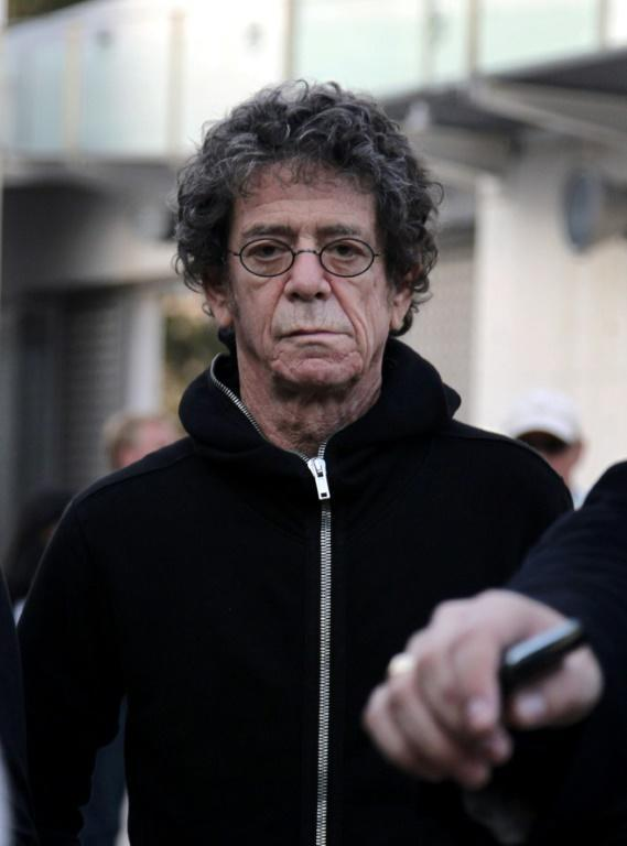 Lou Reed died of cancer in 2013
