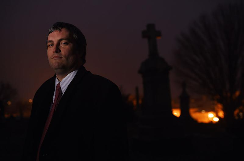 Donald Trump nominated a federal judge who is a ghost hunter