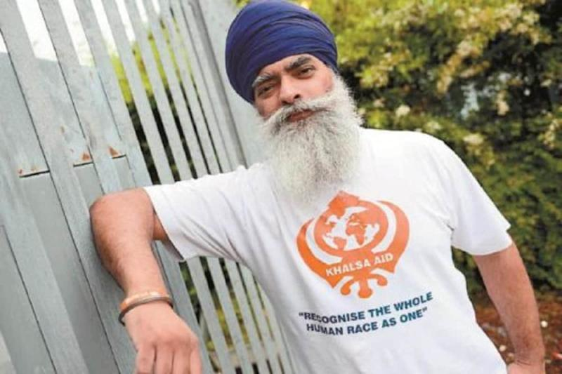 Khalsa Aid Founder Tests Covid Positive, Twitterati Wish 'The Selfless Sikh' a Speedy Recovery