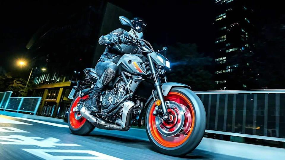 2021 Yamaha MT-07 motorbike with cosmetic and mechanical updates unveiled