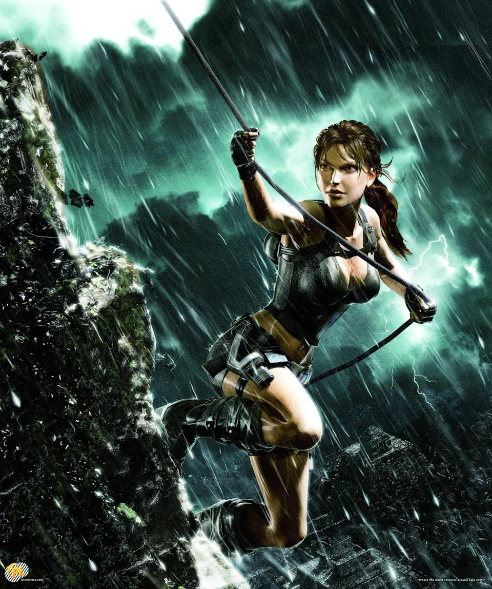 <p>This sequel to 'Anniversary' features Lara engaging with Norse gods. (Yes, she gets to wield Thor's Mjolnir.) Despite solid reviews and strong sales it would be five years before Lara comes back. (Photo: Square Enix) </p>