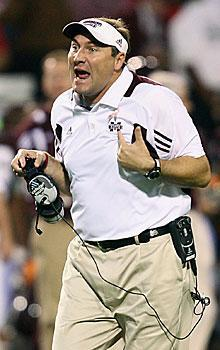 Reports indicate that someone on Mississippi State coach Dan Mullen's staff has been talking to the media about Newtons' recruitment
