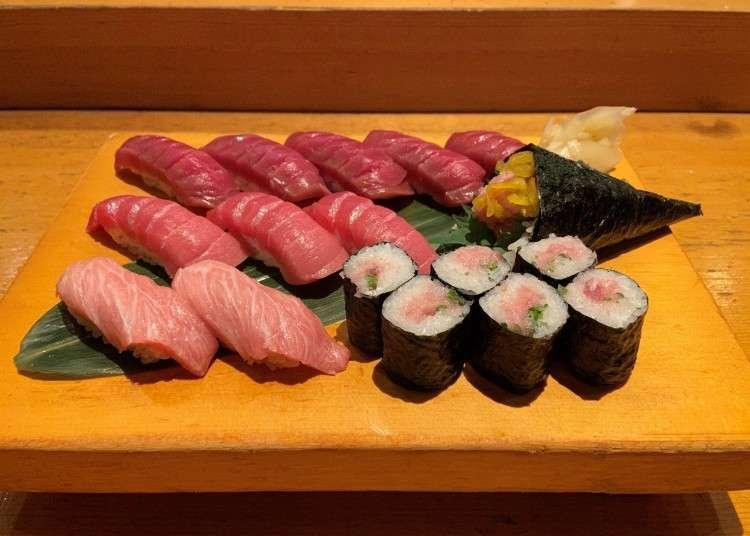 Itamae Sushi Ginza Corridor: Inside the Exquisite Ginza Sushi Restaurant (+Tips for Homemade Rolls!)