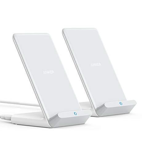Anker Wireless Charger, 2-Pack PowerWave Stand Upgraded