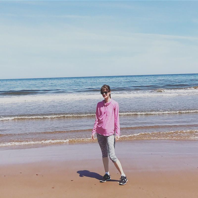 At Dalvay-by-the-Sea on the north shore of Canada's Prince Edward Island in June. (Photo Courtesy of Brianne Hogan)
