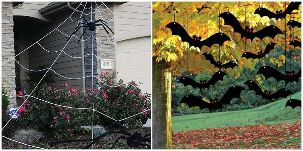 <p>If there was ever a time for over-the-top decorating, it's Halloween. With the holiday's scary undertones and anything-goes attitude toward playing dress-up, the sky's truly the limit with how you can trick out your house - and these are some of our favorite ideas.</p>