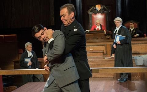 Witness for the Prosecution - Credit: Alastair Muir