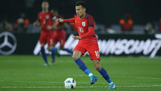 With Dele Alli impressing in an England shirt, former captain Bryan Robson hopes to see the 20-year-old make an impact at major tournaments.