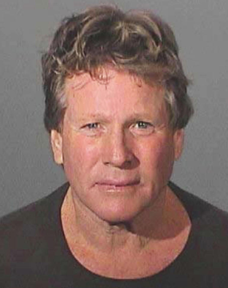 <b>Who:</b> Ryan O'Neal <br /><b>What:</b> Arrested for assault with a deadly weapon and negligent discharge of a firearm<br /><b>Where:</b> Los Angeles, California<br /><b>When:</b> February 3, 2007<br /><br />