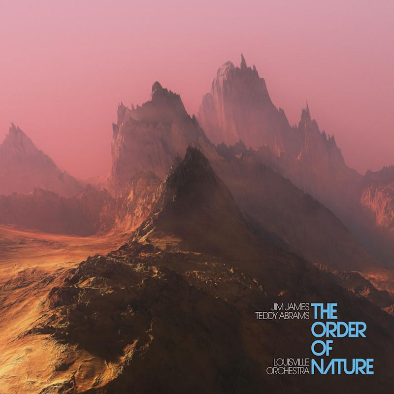 Jim James Teddy Abrams Louisville Orchestra The Order of Nature Track by Track album artwork