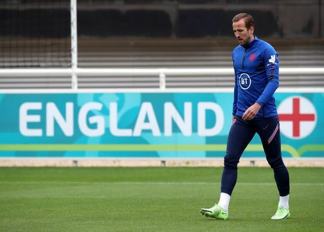Harry Kane is currently captaining England at Euro 2020