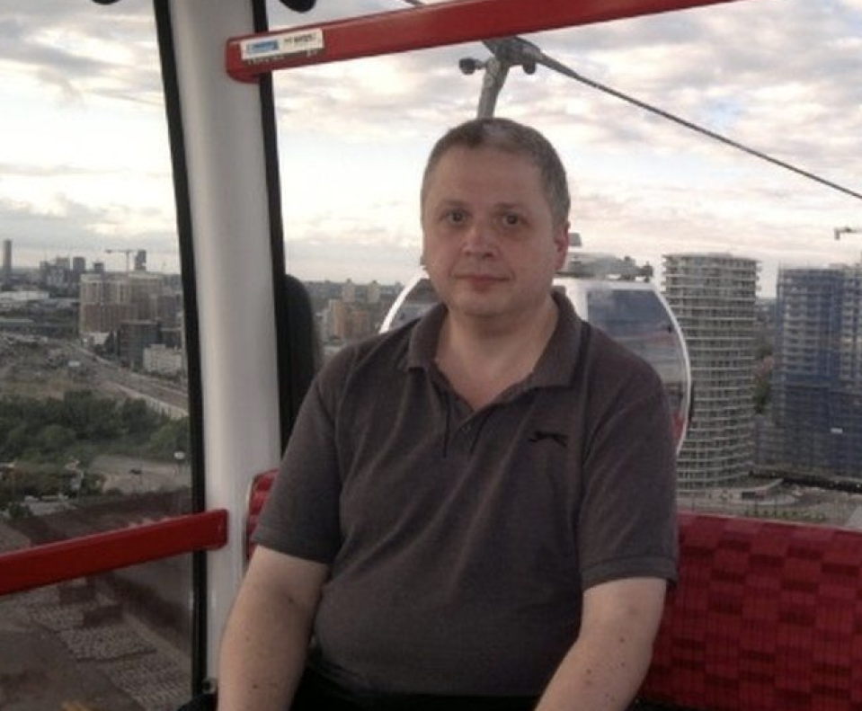 Stefan Melnyk died after being run over by Rhian Beresford. (Metropolitan Police)