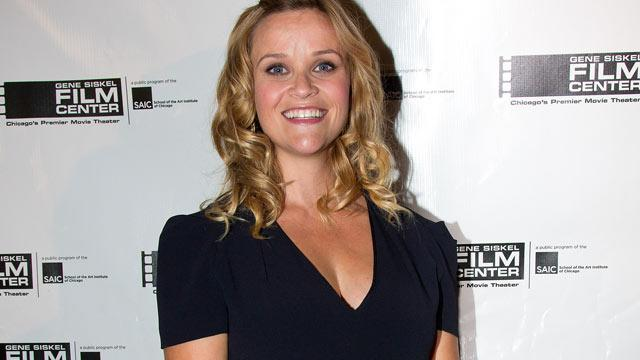 Reese Witherspoon Debuts Baby Boy