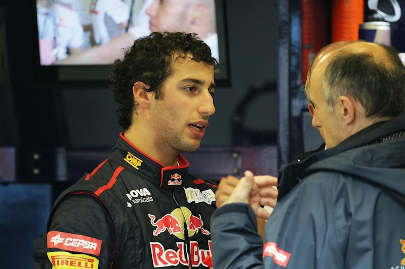 Ricciardo move something Tost 'never understood'