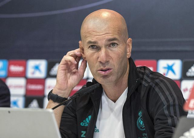 Could Real Madrid part company with Zizou?