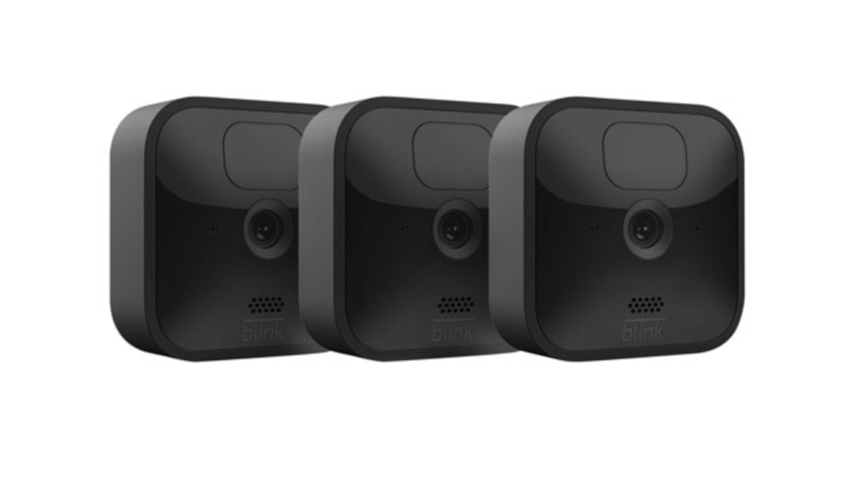 Blink Outdoor Wire-Free 1080p IP Security Camera System (Photo via Best Buy Canada)
