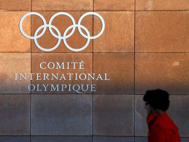 Winter Olympics 2018: IOC apologises for member Adam Pengilly's behaviour following his bust-up with security guard