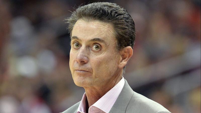 Former Louisville coach Rick Pitino plans to sue Adidas after recruiting scandal