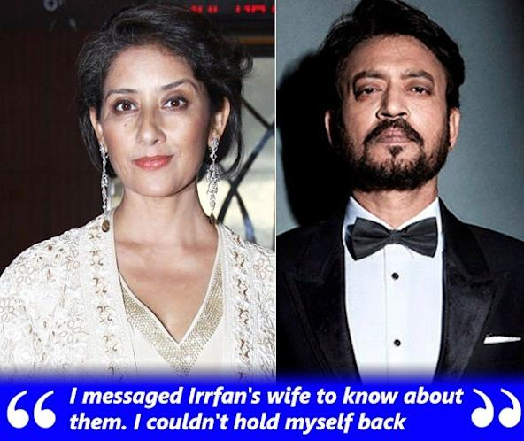 Manisha Koirala And Irrfan Khan