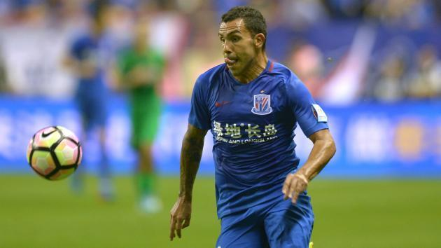 'Man Utd know our pain' - Tevez's Shenhua out to emulate Red Devils after derby humbling