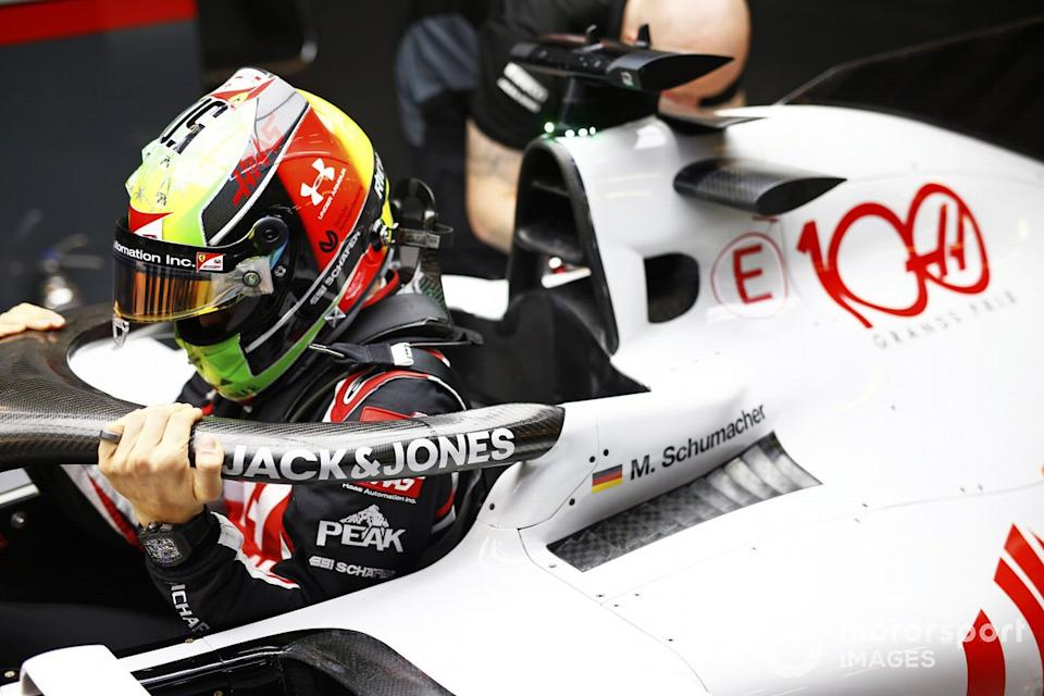 "Mick Schumacher, Haas VF-20<span class=""copyright"">Andy Hone / Motorsport Images</span>"