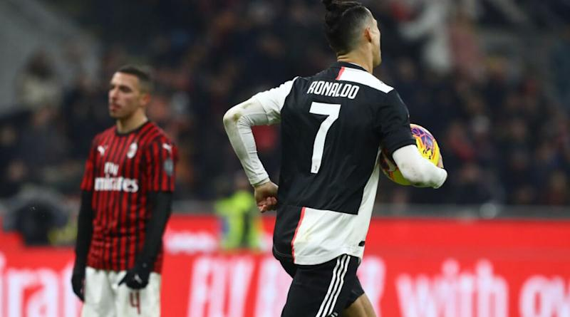 AC Milan vs Juventus, Serie A 2019–20 Free Live Streaming Online & Match Time in Indian Time: How to Get Live Telecast of MIL vs JUV on TV & Football Score Updates in IST