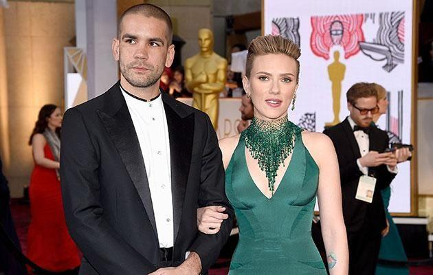 Scarlett and Romain announced their split late January. Photo: Getty Images