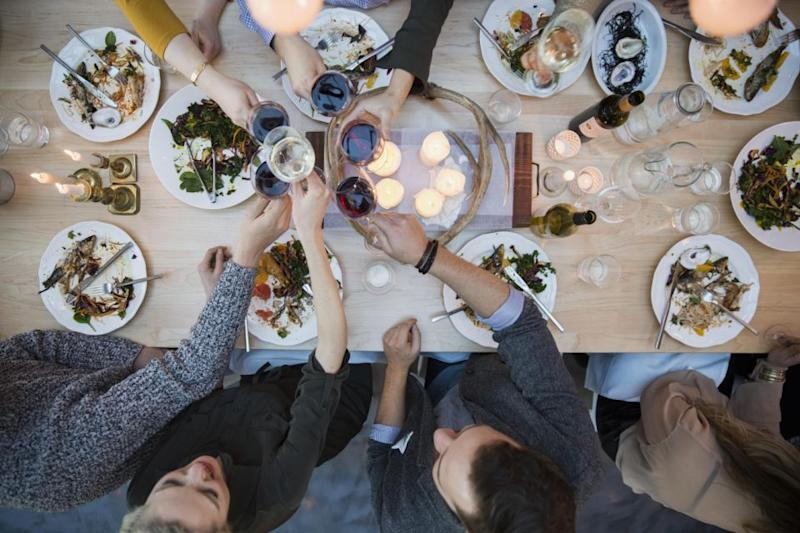 Avoid food envy by taking heed of these expert tips. Photo: Getty