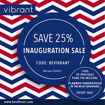 Vibrant Launches to Answer the Threat to Defund Planned Parenthood