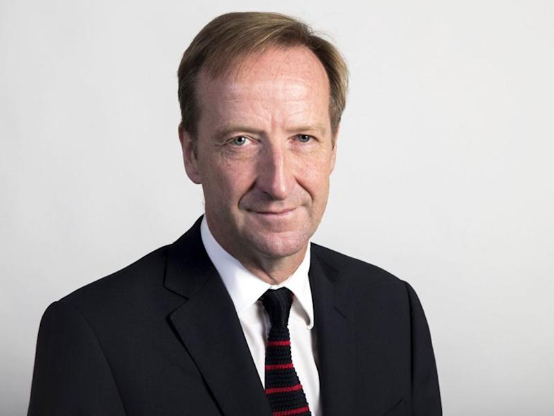 Alex Younger, the chief of MI6: FCO/PA